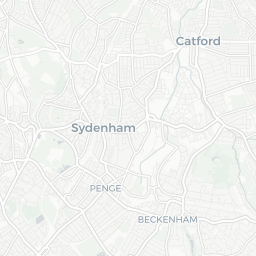Bombs dropped in Lewisham - Bomb Sight - Mapping the World War 2