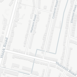 High Explosive Bomb at Tolworth Park Road , London - Bomb