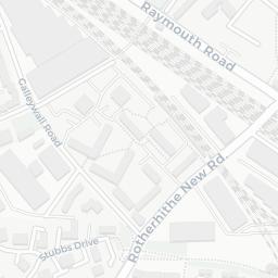 High Explosive Bomb at Edenbridge Close , London - Bomb