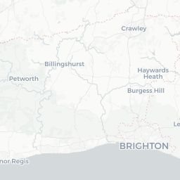Bombs dropped in Greater London - Bomb Sight - Mapping the World War