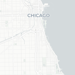 Chicago Parking Zone Map Chicago Residential Parking Zones